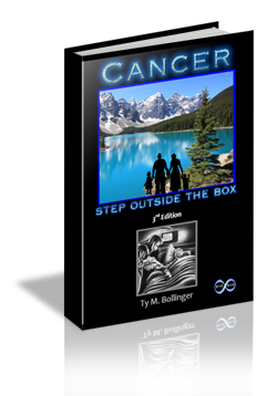 Cancer Step Ouside the Box